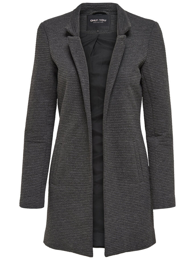 BLAZER JAKKE, Black, large