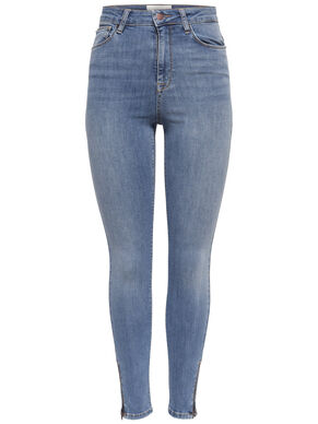 STUDIO HW ANKLE JEANS SKINNY FIT