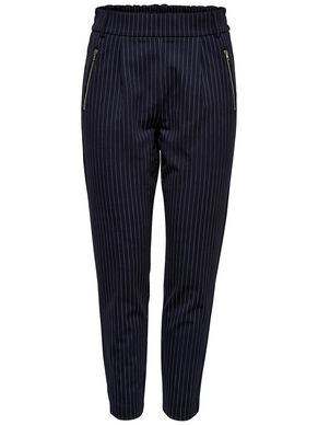 POPTRASH ANKLE TROUSERS