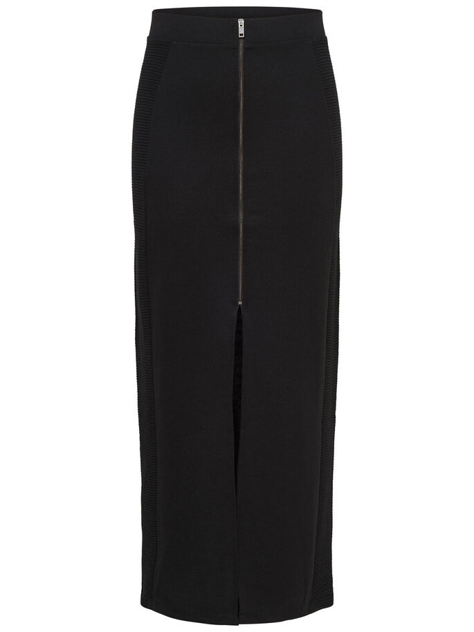 RITS MAXI ROK, Black, large