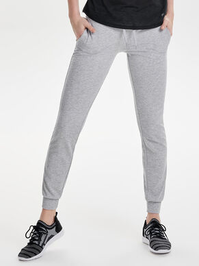 SLIM FITTED SWEAT PANTS