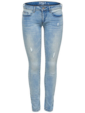 CORAL SUPERLOW- SKINNY FIT JEANS