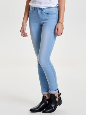 ULTIMATE SOFT REG SKINNY FIT JEANS