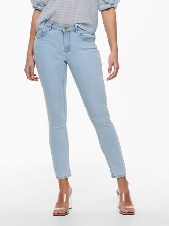 ONLDAISY LIFE REG PUSH ANKLE SKINNY FIT JEANS