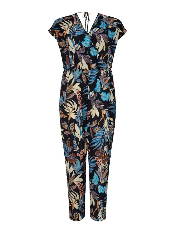 2cce050554d CURVY PRINTED JUMPSUIT. Just ...