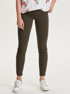RAIN REG COLOUR JEANS SKINNY FIT