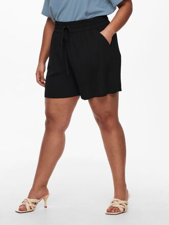 CURVY LOOSE FITTED SHORTS