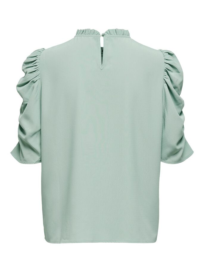 LOOSE TOP, Jadeite, large