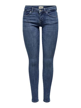 ONLCORAL LIFE SL POWER SKINNY JEANS