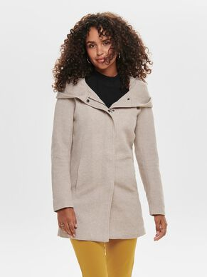 jackets coats buy outerwear from only for women in the. Black Bedroom Furniture Sets. Home Design Ideas