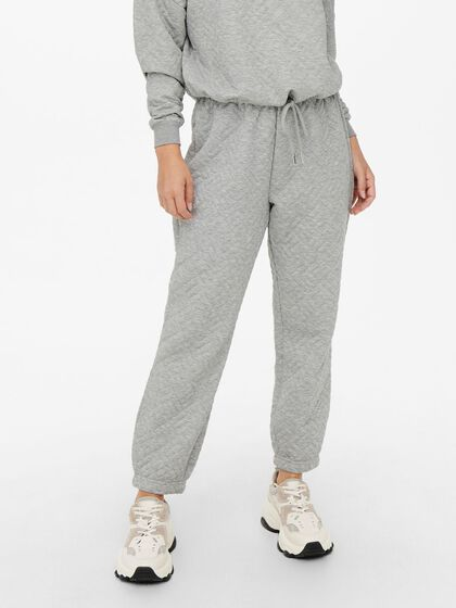 STRUCTURED SWEATPANTS