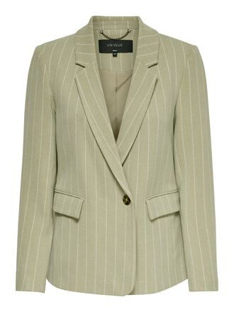 PIN STRIPED BLAZER