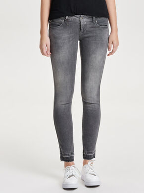 CORAL SUPERLOW ANKLE JEANS SKINNY FIT