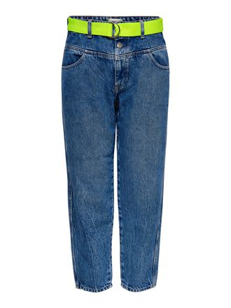 ONLFIMAN CARROT ANKLE STRAIGHT FIT JEANS