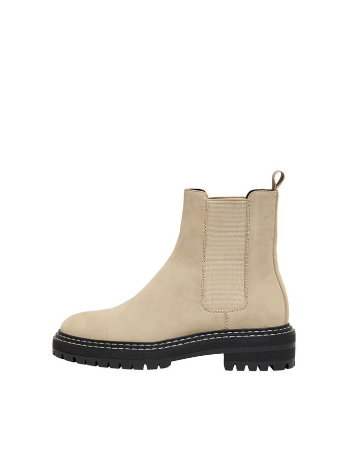 CHUNKY BOOTS, Sand, large