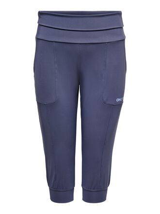 CURVY TRAINING 3/4 TROUSERS