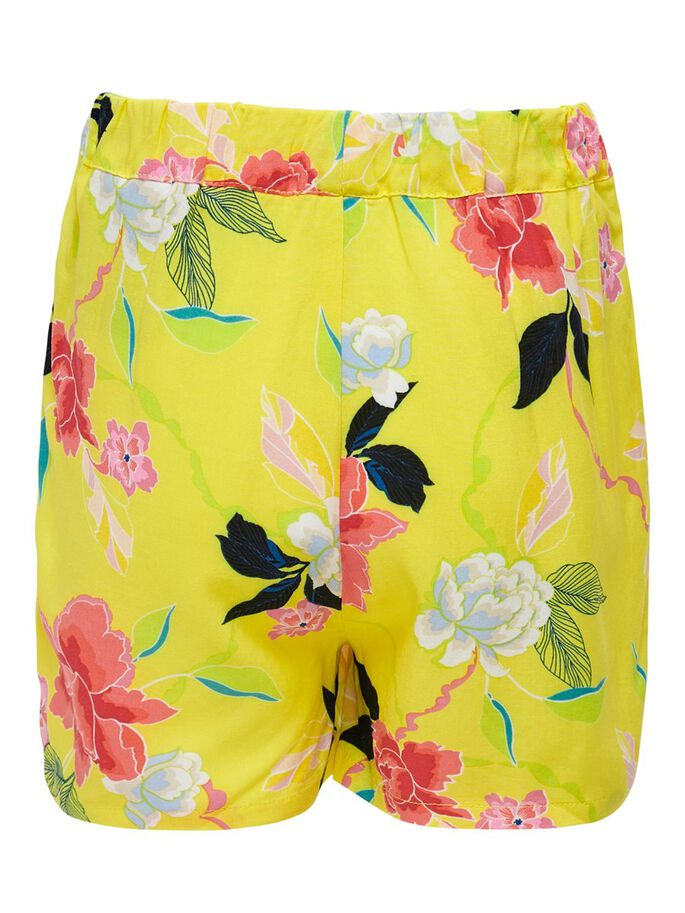 PRINTED SHORTS, Buttercup, large