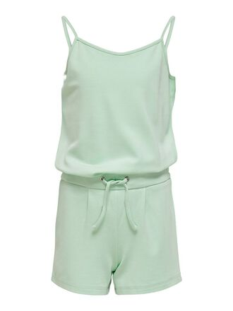 SLEEVELESS PLAYSUIT