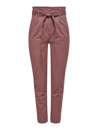 POPTRASH BELT TROUSERS