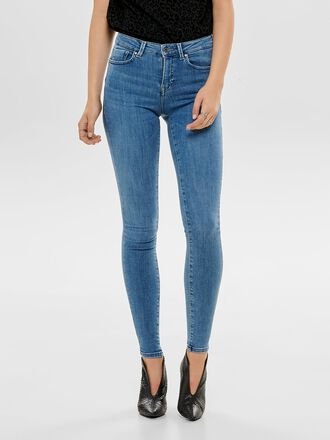 ONLPOWER MID PUSH UP JEAN SKINNY