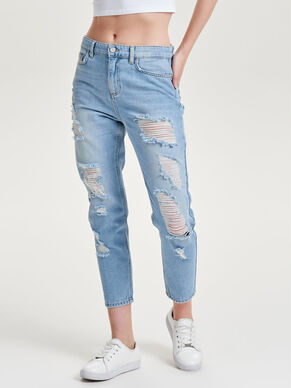 STUDIO4 MW GIRL ANKLE ANTI-FIT JEANS
