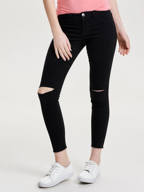 ANKLE KNEECUT TROUSERS