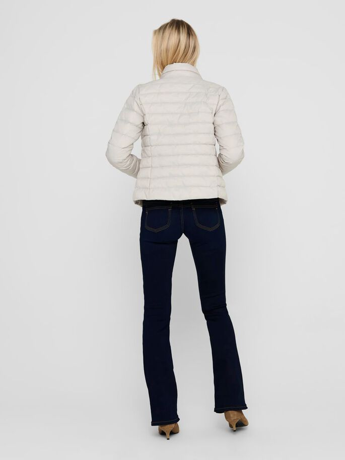 QUILTED JACKET, Moonbeam, large