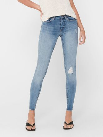 ONLBLUSH ANKLE SKINNY FIT JEANS