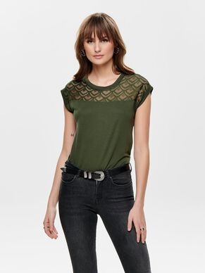 db18f65ca59a7e Tops - Buy tops from ONLY for women in the official online store.