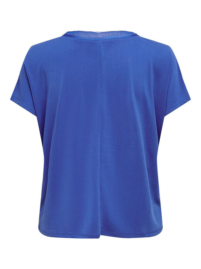 COUPE AMPLE TOP, Victoria Blue, large