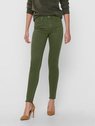 ONLBLUSH MID SK ANKLE SKINNY JEANS