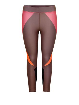 CONTRAST COLORED TRAINING TIGHTS