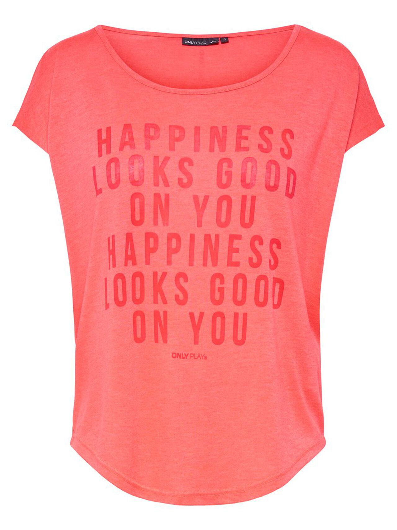 ONLY Statement Sports Top Women Pink