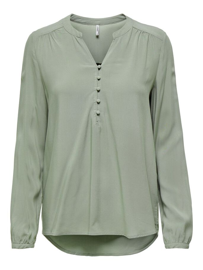 LOOSE FITTED TOP, Shadow, large