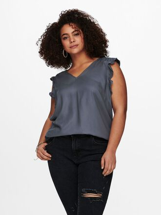 CURVY RUCHES TOP