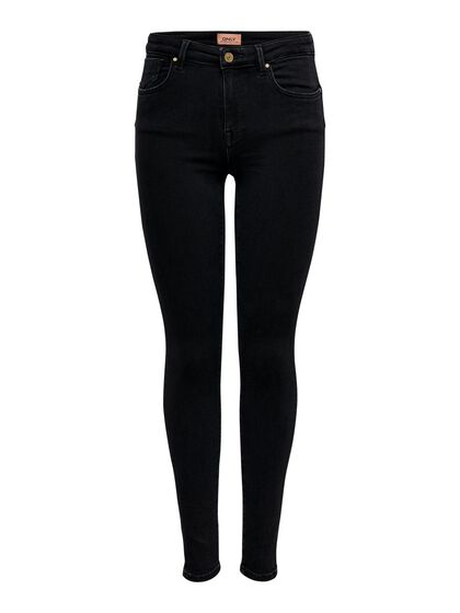 PETITE ONLPOWER MID PUSH UP SK  BB SKINNY FIT JEANS