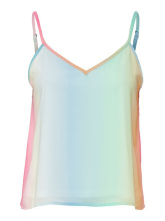 MULTI COLORED CAMI