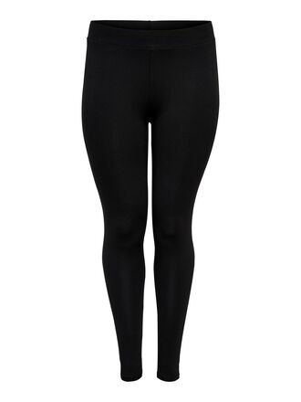 CURVY BASIC LEGGINGS