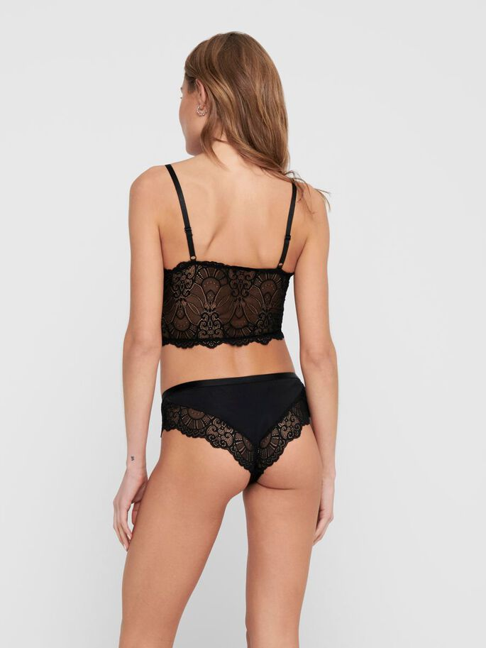 2-PACK LACE DETAIL HIPSTER, Black, large