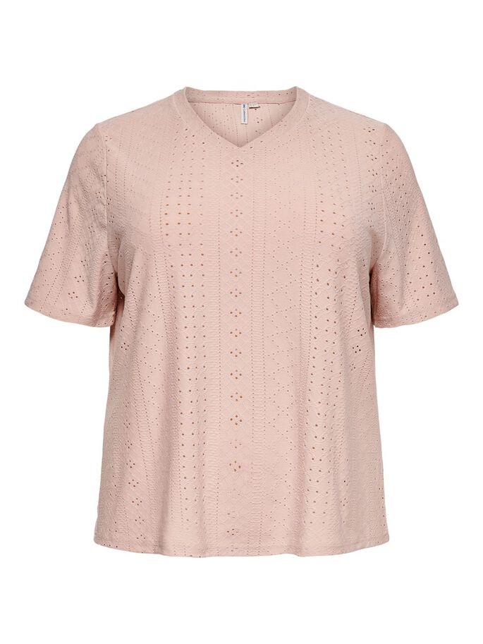 FINITIONS VOLUPTUEUSES TOP, Adobe Rose, large