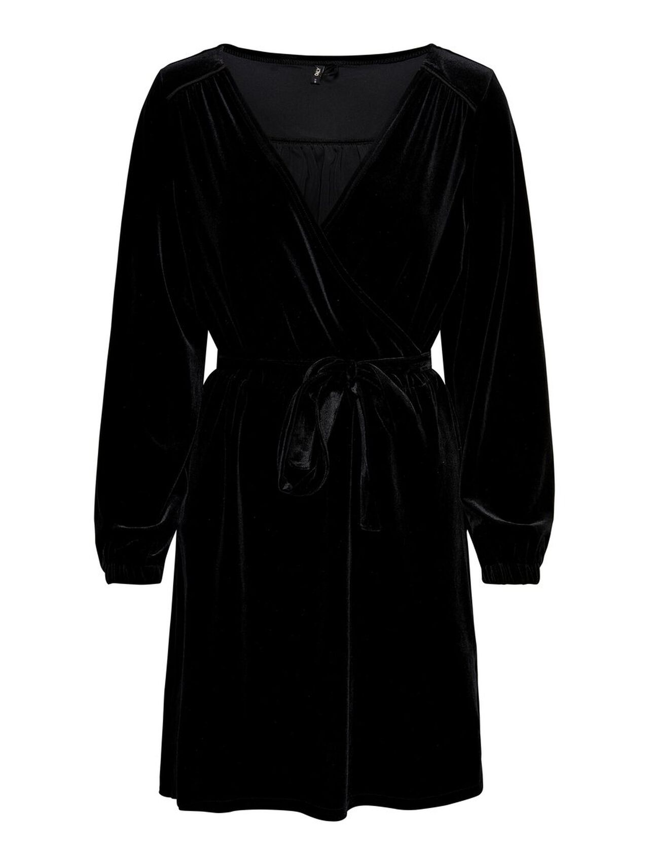 ONLY Long Sleeved Dress Women Black
