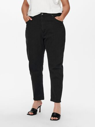 CURVY CARENEDA ANKLE MOM JEANS