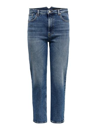 ONQROSS HW CIGARETTE STRAIGHT FIT JEANS