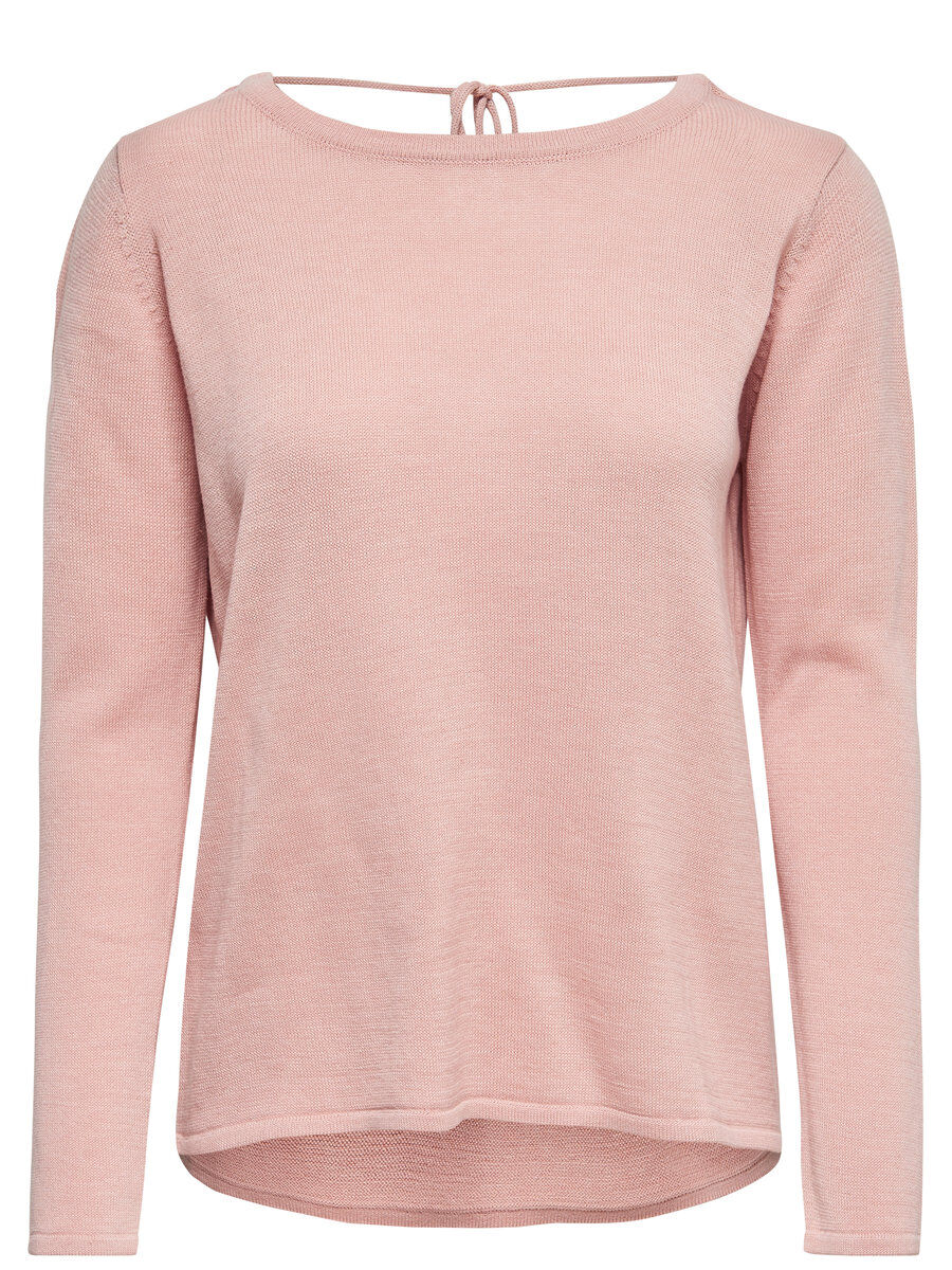 Only Loose Knitted Top Women Pink With Credit Card Sale Online Professional Cheap Online Looking For Free Shipping Cheap Quality O2E8EaqWSs