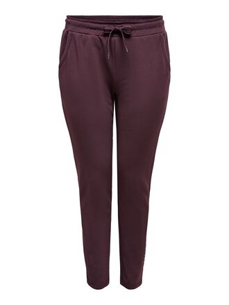 CURVY SWEAT TROUSERS