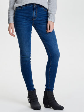 DENIM POWER HW SKINNY FIT JEANS