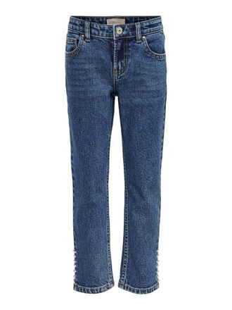 KONEMILY LIFE HW STRAIGHT FIT JEANS