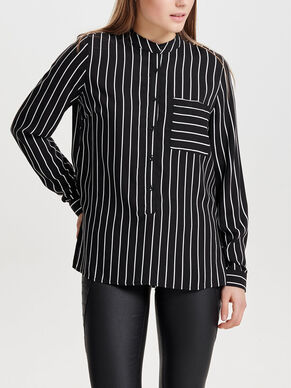 PRINTED LONG SLEEVED SHIRT
