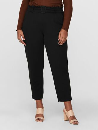 CURVY BELT TROUSERS