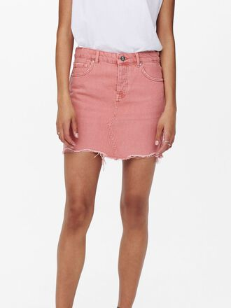 REGULAR FIT DENIM ROK